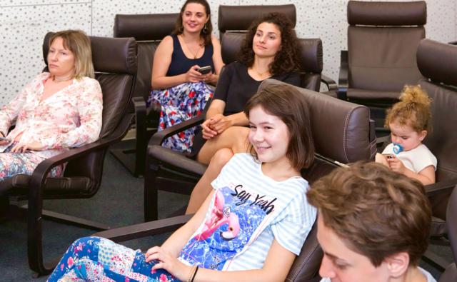 Семинар для родителей с Антишколой Ани Стоговой