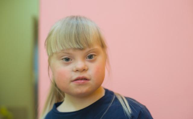 Thumbnail for - Варвара Тобольская, синдром Дауна, 6 лет