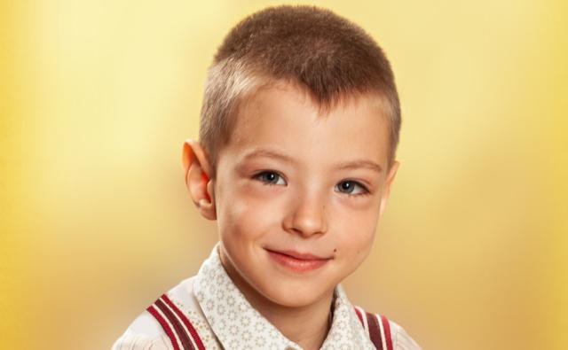 Thumbnail for - Саша Воронин, 7 лет, ДЦП, спастическая диплегия