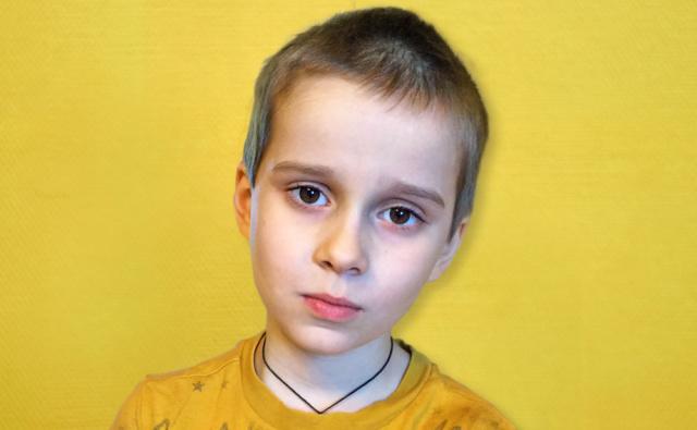 Thumbnail for - Степан Серебряков, 10 лет, аутизм