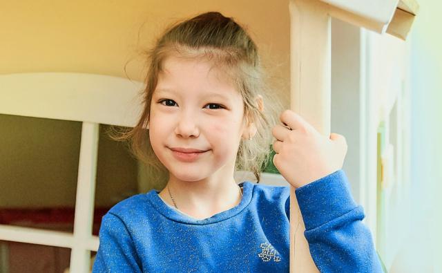 Thumbnail for - Виолетта Близнец, 7 лет, ДЦП, эпилепсия, Новосибирск