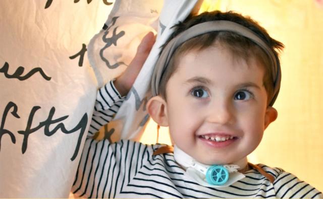 Thumbnail for - Володя Кривобоков, 3 года 9 месяцев, множественные нарушения развития