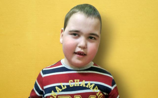 Thumbnail for - Серафим Щеулов, 8,5 лет. ДЦП, эпилепсия, задержка психоречевого развития. Москва