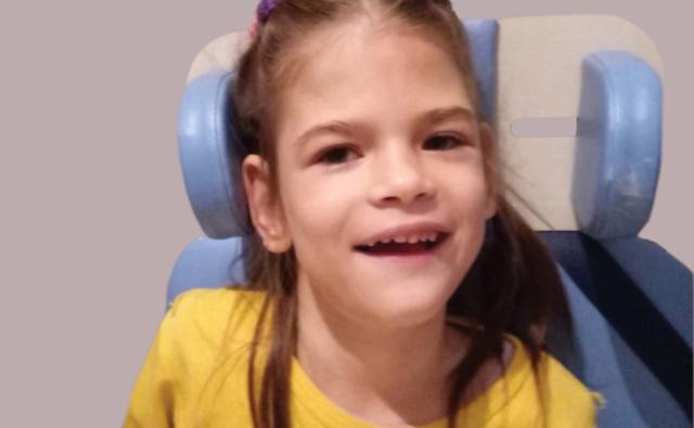 Thumbnail for - Альбина Исматова, 10 лет, множественные нарушения развития