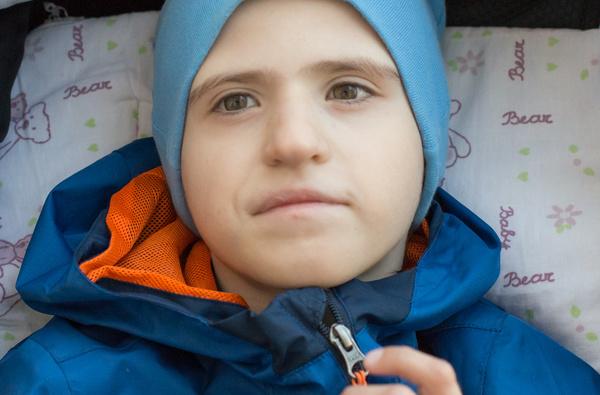 Thumbnail for - Алексей Нечаев, 8 лет, ДЦП, Пермь