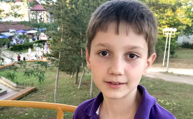 Thumbnail для -  Никита Дмитриев, 11 лет, аутизм, Москва