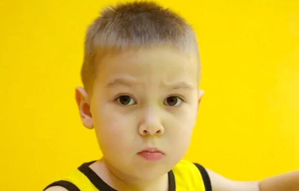 Thumbnail для -  Микаил Яппаров, 6 лет, ДЦП, Уфа