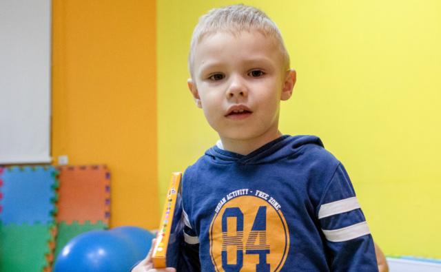 Thumbnail для -  Ростислав Матрёничев, 3 года, аутизм, Московская область